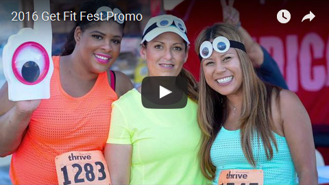 2016 Get Fit Festival Promo Video