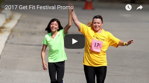 2017 Get Fit Festival Promo Video