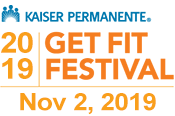 2019 Get Fit Festival on Nov 2, 2019