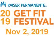 2019 Get Fit Festival on Nov 2, 2019