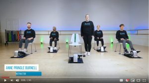 Minute Fitness: Cubii Introduction